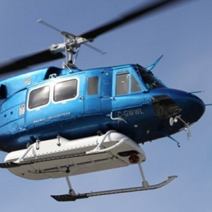 Ascent Aerospace Certifies Helitank Firefighting System