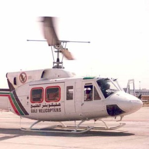 Gulf Helicopter signs three-year Bell 212 contract with Saffer