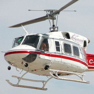 Coast to Coast Helicopters Chooses Latitude's IONode™ for Flight Data Monitoring