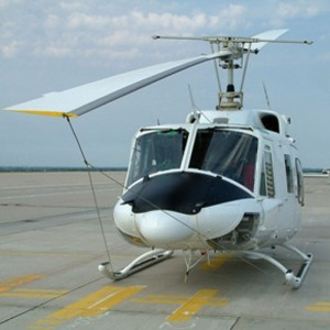 Toll Helicopters Donates Engine to Aviation High School