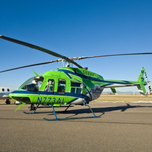 AirLife hangar opens at Sky Ridge Medical Center