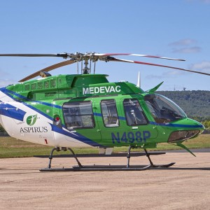 Aspirus MedEvac Helicopter to Change Home Base