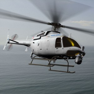 Northrop Grumman to upgrade Fire Scout for US Navy with Bell 407 airframe