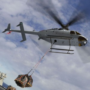 Northrop Grumman and Bell to develop unmanned 407 called Fire-X