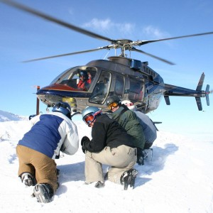World's first dedicated heli-ski show to open in London