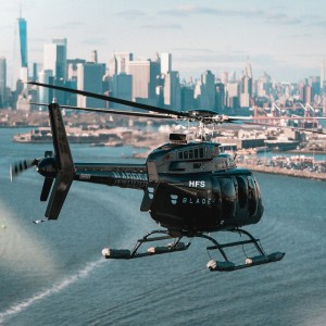 Blade expands into New York hospital organ transport