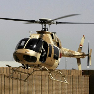 Iraqi Army receives last of 24 Bell 407s