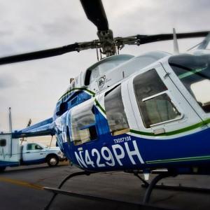 PHI Air Medical brings B407 to St. Joseph Health System