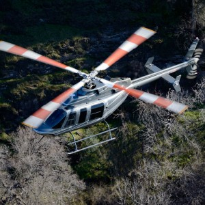 Donaldson receives FAA certification for new inducer filter technology on Bell 407