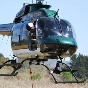 """""""Friends of Henry 1"""" launched to support Sonoma Sheriff's Bell 407"""