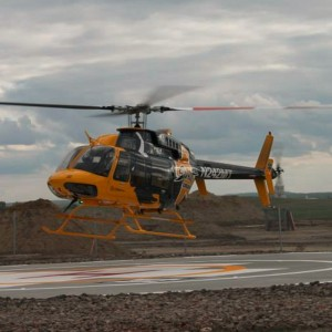 Spirit Lifeline – a new EMS Bell 407 in North Dakota