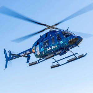 Wolfson Childrens Hospital adds helicopter