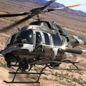 Bell takes 407AH to SOFIC 2013