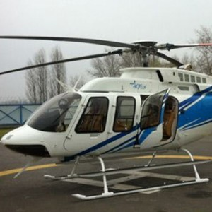 Bell civil helicopter sales up 50% in 2012