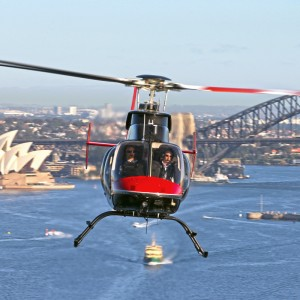 Hawker Pacific to display Bell 407GX at Avalon 2015