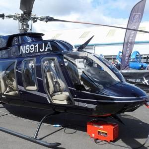 Nova Scotia customer orders Bell 407GXP