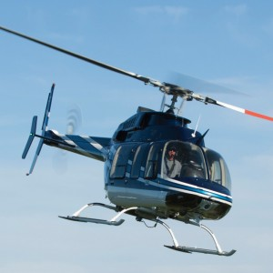 Caverton Helicopters buys eight Bell 407GXPs