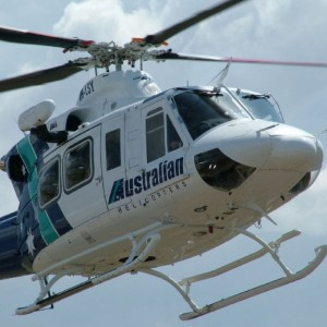 Australian Helicopters commences Central Queensland contracts