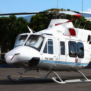 Four Bell 412EP approved for Argentina