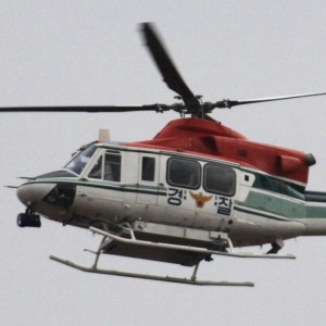 Korean Police contract Heli-One for 5000 hour inspection on two Bell 412s