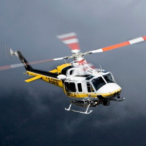 Milestone leases two Bell 412s to FAASA for firefighting