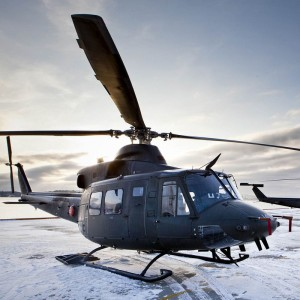 Norwegian Bell helicopters to be maintained by Patria