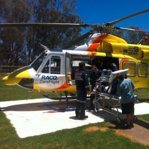 RACQ CareFlight Rescue marks 24 years