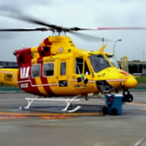 Westpac Rescue Helicopter base to be built at Lake Macquarie Airport