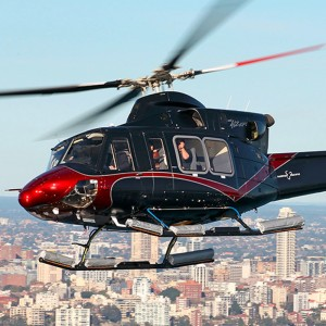 Bell 412EPI demonstrated to Vietnamese operator