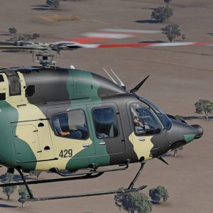 Babcock Selects Bell 429 for Australian Special Forces bid