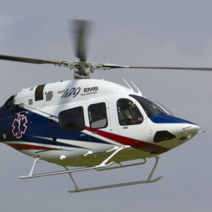 Rogers Helicopters/Good Samaritan Hospital select Becker avionics for new Bell 429