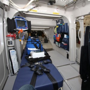 Bell delivers first 429 with multi-mission configuration