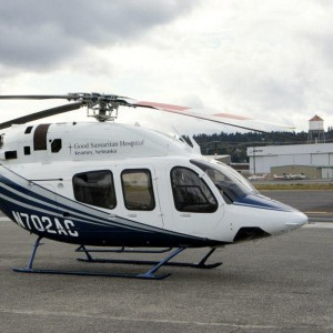 Good Samaritan Hospital ready to upgrade to Bell 429