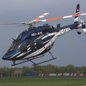 RUAG Aviation appointed Bell 429 CSF in Switzerland