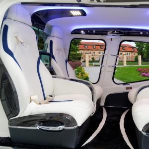 Brazil approves Mecaer Bell 429 interior