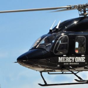 Mercy One to receive second EMS Bell 429