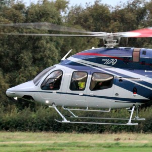 Bell delivers first VIP Bell 429 to UK