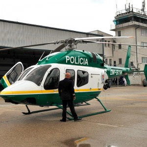 Slovak Police take delivery of first Bell 429
