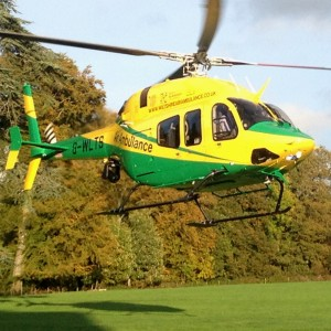 HELP Appeal praises Wiltshire Air Ambulance new airbase