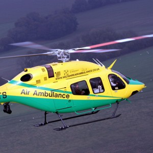 Outline permission granted for new Wiltshire Air Ambulance HQ