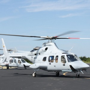 URS delivers two modified B430s to Ecuadorian Navy