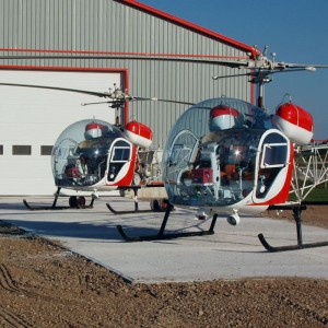 Scotts Bell 47 ensures long term supply of Lycoming VO-435 pistons