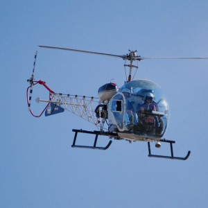 Scotts Bell 47GT6 to feature FDC/aerofilter Inlet Barrier Filters