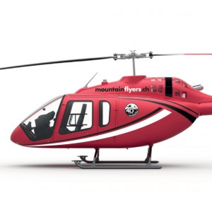 MountainFlyers to become Europe's biggest Bell 505 operator