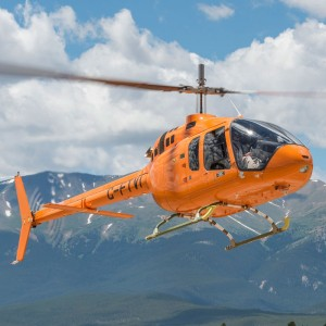PhilJets orders 3 Bell 505 Helicopters