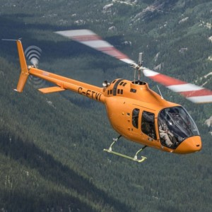 Bell and Turbomeca announce joint JetRanger X service option