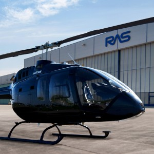 Bell appoints first 505 dealer in Germany