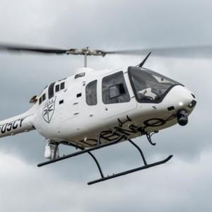 Alameda County Sheriff orders a Bell 505