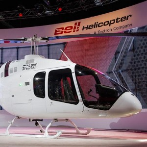 KBR to build new Bell new JetRanger X assembly line