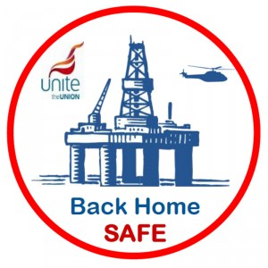 Union campaign sends strong message to North Sea operators